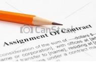 contractassignment